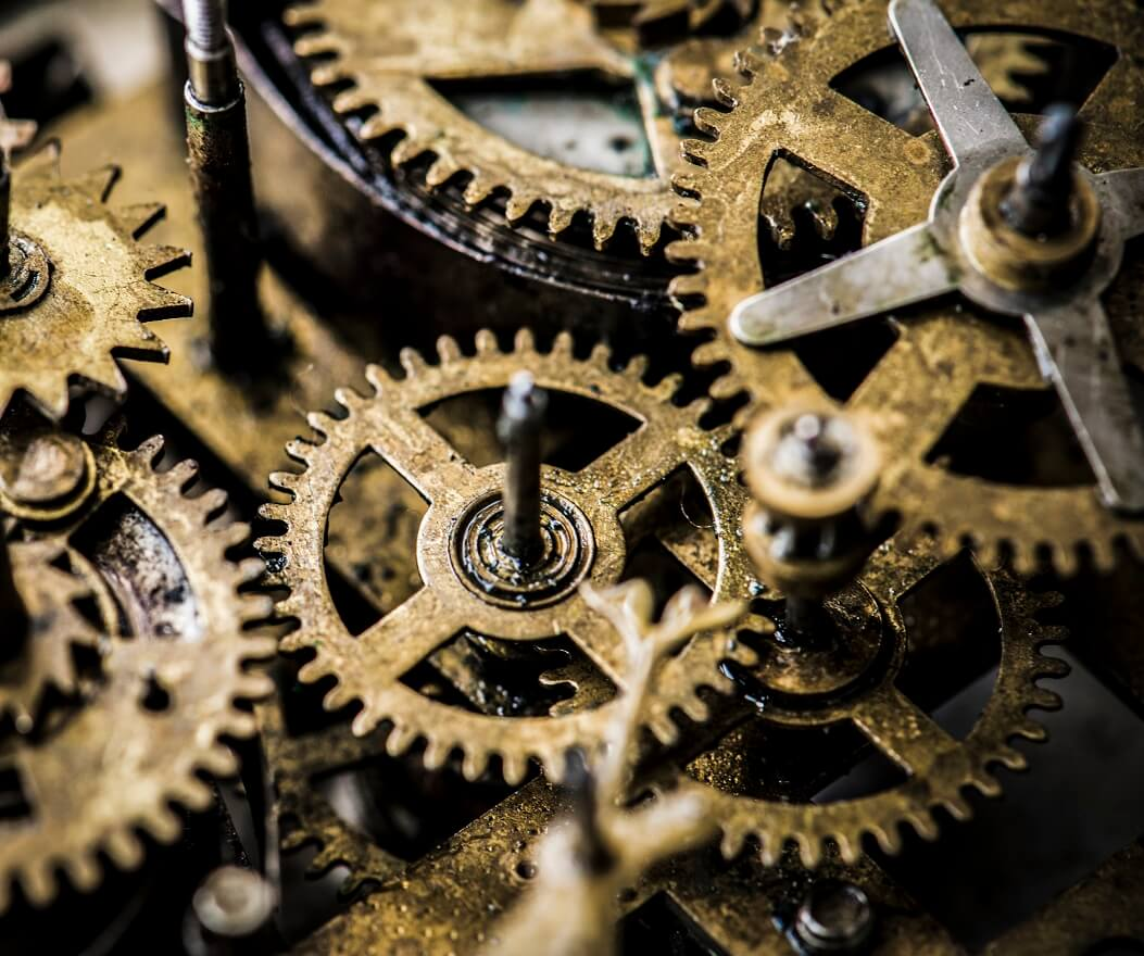 Gears for Mechanical Device